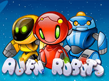 Alien Robots: играйте и используйте зеркало казино GMSlots