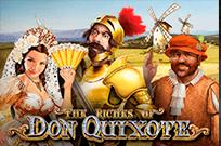 Игровой автомат на реальные деньги The Riches of Don Quixote в GMSlots