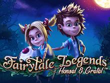 Игровой аппарат Fairytale Legends: Hansel & Gretel с популярными героями онлайн