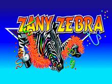 Игровой аппарат Сумасбродная Зебра онлайн – победная схема ставок
