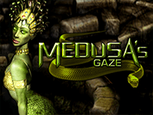 Игровой аппарат Взгляд Медузы в казино с популярным героем