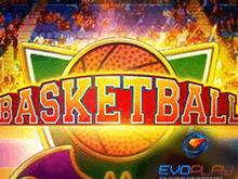 Игровой аппарат Баскетбол в престижном казино на деньги