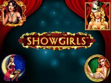 Игровой слот Шоу-Девочки на топовом портале онлайн на деньги