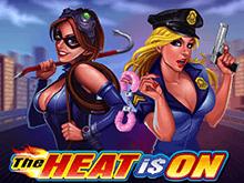 Игровой автомат The Heat Is On – сорвать призы и бонусы в онлайне