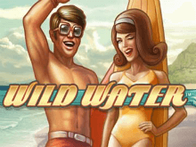 Виртуальный игровой аппарат Wild Water онлайн